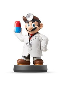Figurine Amiibo Super Smash Bros - Dr. Mario