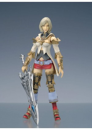 Figurine Play Arts Final fantasy XII Ashe