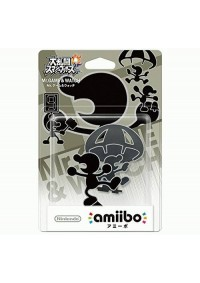 Figurine Amiibo Mr. Game and Watch - Super Smash Bros