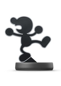 Figurine Amiibo  - Super Smash Bros - Mr. Game and Watch