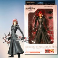 Figurine Play Arts Kingdom Hearts II - no.4 Axel