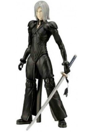 Figurine Play Arts Final fantasy VII Advent Children - no.7 Kadaj