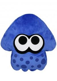 Toutou (Coussin) Splatoon - Squid Bleu