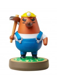 Figurine Amiibo Animal Crossing - Resetti