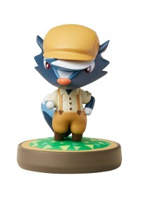 Figurine Amiibo Animal Crossing - Kicks
