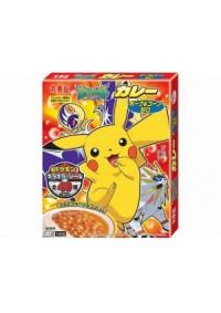 Sachet de Curry Instantané Pokemon - Très Doux + Autocollant