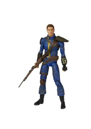 Figurine Articulée Fallout Legacy Collection - Lone Wanderer
