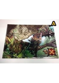 Chemise de Plastique pour Documents - Monster Hunter X Cross
