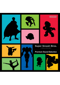 Trame Sonore  (OST Soundtrack) Super Smash Bros. For Nintendo 3DS/Wii u - A Smashing Soundtrack