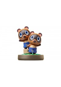 Figurine Amiibo Animal Crossing - Timmy & Tommy