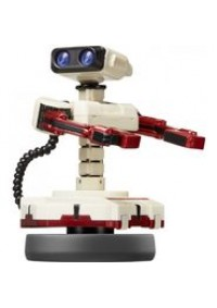 Figurine Amiibo Super Smash Bros - R.O.B. Famicom Colors