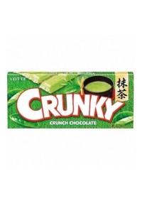 Chocolat Crunky - Thé Vert