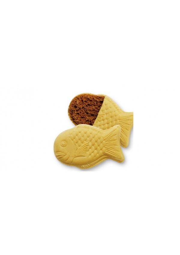 Biscuit Chocolaté en Forme de Taiyaki ''Puku Puku Tai'' - Saveur Chocolat