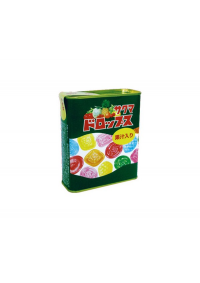 Bonbons Durs aux Fruits Sakuma Drops dans une Boite de Métal