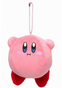 Toutou Kirby - Petit Kirby Gonflé (4,5 pouces)