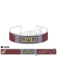 Bracelet Acrylique Naruto - Gaara