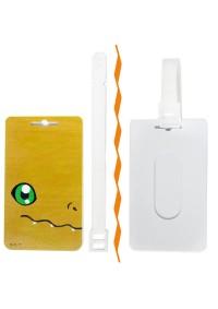 Étui pour Carte de Bus Digimon - Agumon