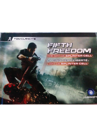 Artbook Tom Clancy's Fifth Freedom Splinter Cell