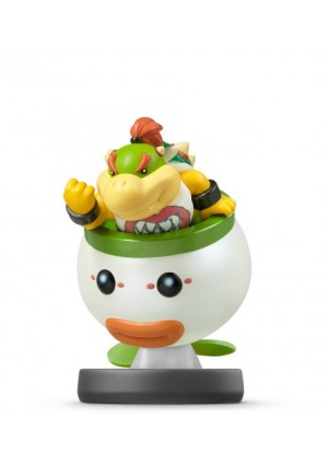 Figurine Amiibo Super Smash Bros - Bowser Jr.