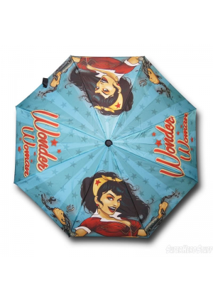 Parapluie Bomb Shell Wonder Woman