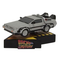 Voiture Delorean Modèle Reduit Back To The Future Time Machine Shakems ( 7 Pouces )
