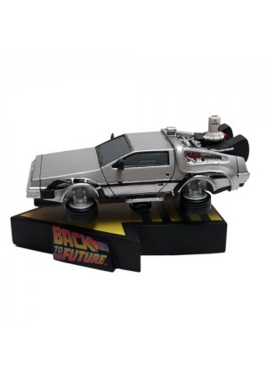 Voiture Delorean Modèle Reduit Back To The Future Part II Flying Shakems ( 7 Pouces )