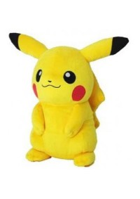 Toutou Pokemon Par Sanei - Pikachu 7 Pouces