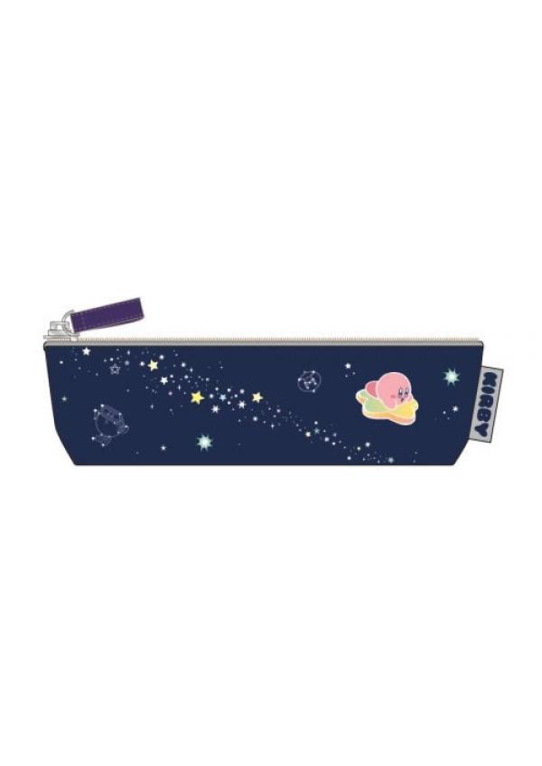 Étui à Crayons Compacte Kirby - Puku Puku na Milky Way (Ciel Étoilé)