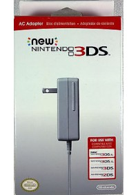 Adaptateur AC Officiel Nintendo / 2DS, 3DS, 3DS XL, New 3DS XL