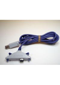 Cable Transfert Multijoueur Original Nintendo Gamecube à Gameboy Advance Link Cable (DOL-011) / Gam