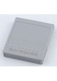 Carte Mémoire Officielle Nintendo / GameCube Et Wii (Différents Formats)