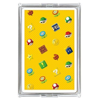 Cartes à Jouer Mario Items