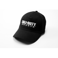 Casquette Call Of Duty Ghosts Noire