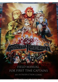 FIeld Manual For First Time Captains ( Comic Book ) Grand Kingdom