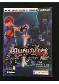 Guide Alundra 2 : A New Legend Begins Par Bradygames