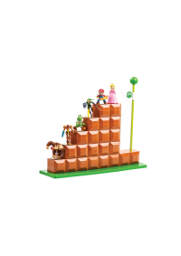 Présentoir Pour Amiibo Style Fin De Niveau - End Level Display