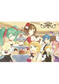 Casse-Tête Vocaloid : Hatsune Miku Sweets Time (500 pièces)