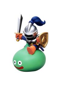 Figurine Dragon Quest Sofubi-Monster : Slime Knight