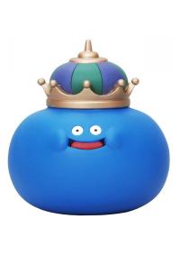 Figurine Dragon Quest Sofubi-Monster : King Slime