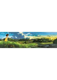 Casse-Tête Mon Voisin Totoro : Aube sur la campagne