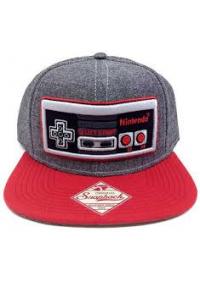 Casquette Ajustable Nintendo - Manette NES (Différentes Couleurs)