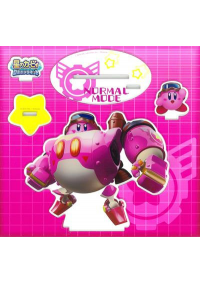 Stand en Acrylique Kirby Planet Robobot : Kirby en Armure Robobot Normale