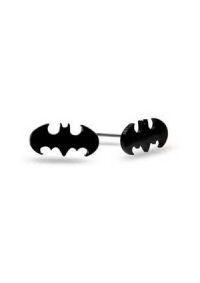 Boucles d'Oreille Batman