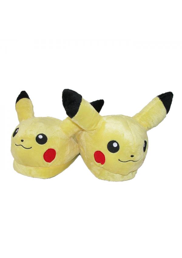 Pantoufles Pokemon - Pikachu