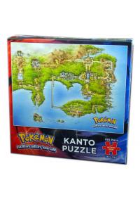 Casse-Tête Pokemon Kanto 550 Pièces
