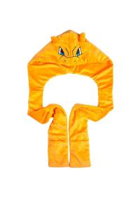 Foulard-Capuche-Mitaines Pokemon - Charizard