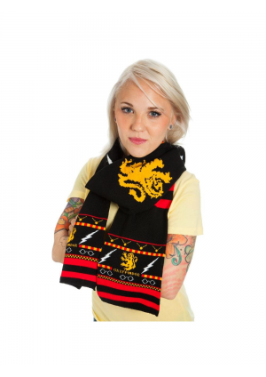 Foulard Harry Potter : Griffondor