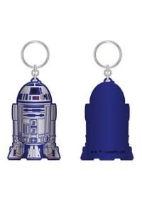 Porte-Clé en Caoutchouc Star Wars R2D2