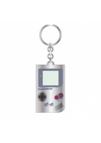 Porte-Clé Nintendo Métallique - Game Boy