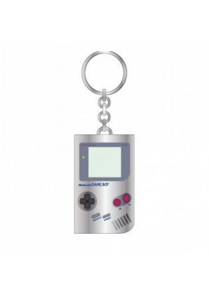 Porte-Clé Nintendo Métallique - Game Boy